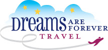 Dream are Forever Travel Logo